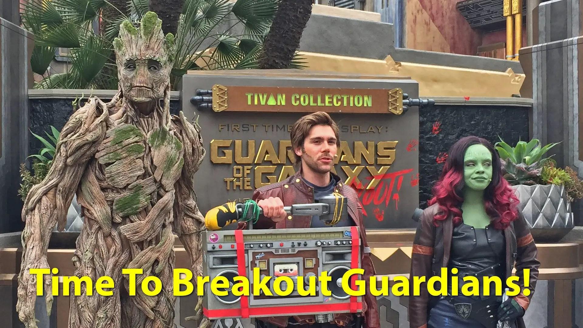 Time to Breakout Guardians! - Geeks Corner - Episode 635