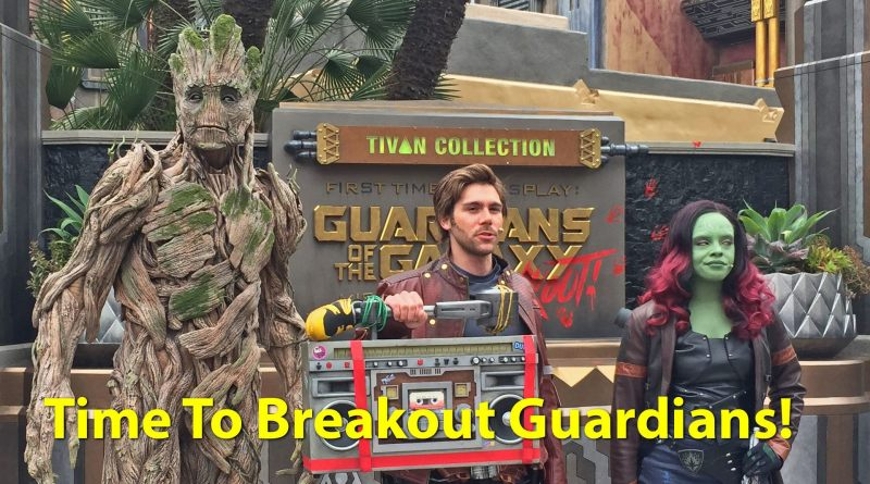 Time to Breakout Guardians! - Geeks Corner - Episode 635
