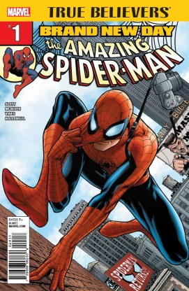 TRUE BELIEVERS_SPIDER-MAN BRAND NEW DAY 001