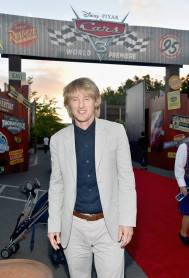 ANAHEIM, CA - JUNE 10: Actor Owen Wilson poses at the after party for the World Premiere of Disney/Pixarís ìCars 3î at Cars Land at Disney California Adventure in Anaheim, CA. (Photo by Alberto E. Rodriguez/Getty Images for Disney) *** Local Caption *** Owen Wilson