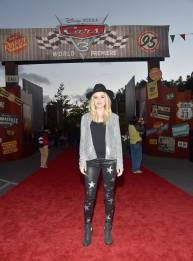 ANAHEIM, CA - JUNE 10: Recording artist ZZ Ward poses at the after party for the World Premiere of Disney/Pixarís ìCars 3î at Cars Land at Disney California Adventure in Anaheim, CA. (Photo by Alberto E. Rodriguez/Getty Images for Disney) *** Local Caption *** ZZ Ward
