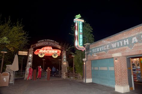 ANAHEIM, CA - JUNE 10: A view of Radiator Springs at the after party for the World Premiere of Disney/Pixarís ìCars 3î at Cars Land at Disney California Adventure in Anaheim, CA. (Photo by Alberto E. Rodriguez/Getty Images for Disney)