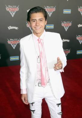 """ANAHEIM, CA - JUNE 10: Actor Isaak Presley poses at the World Premiere of Disney/Pixarís ìCars 3"""" at the Anaheim Convention Center on June 10, 2017 in Anaheim, California. (Photo by Jesse Grant/Getty Images for Disney) *** Local Caption *** Isaak Presley"""