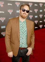 "ANAHEIM, CA - JUNE 10: Recording artist Dan Auerbach poses at the World Premiere of Disney/Pixarís ìCars 3"" at the Anaheim Convention Center on June 10, 2017 in Anaheim, California. (Photo by Jesse Grant/Getty Images for Disney) *** Local Caption *** Dan Auerbach"