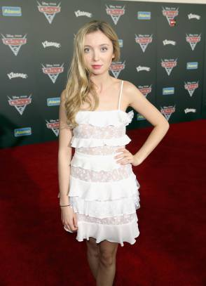 """ANAHEIM, CA - JUNE 10: Actor Hana Hayes poses at the World Premiere of Disney/Pixarís ìCars 3"""" at the Anaheim Convention Center on June 10, 2017 in Anaheim, California. (Photo by Jesse Grant/Getty Images for Disney) *** Local Caption *** Hana Hayes"""