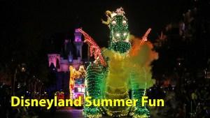 Disneyland Summer Fun - Geeks Corner - Episode 638