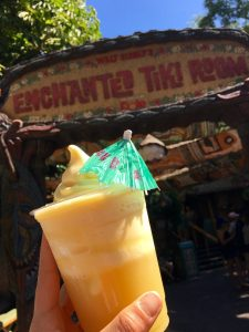 A Dole Whip Float Toast to the Tiki Room's 54th Anniversary!