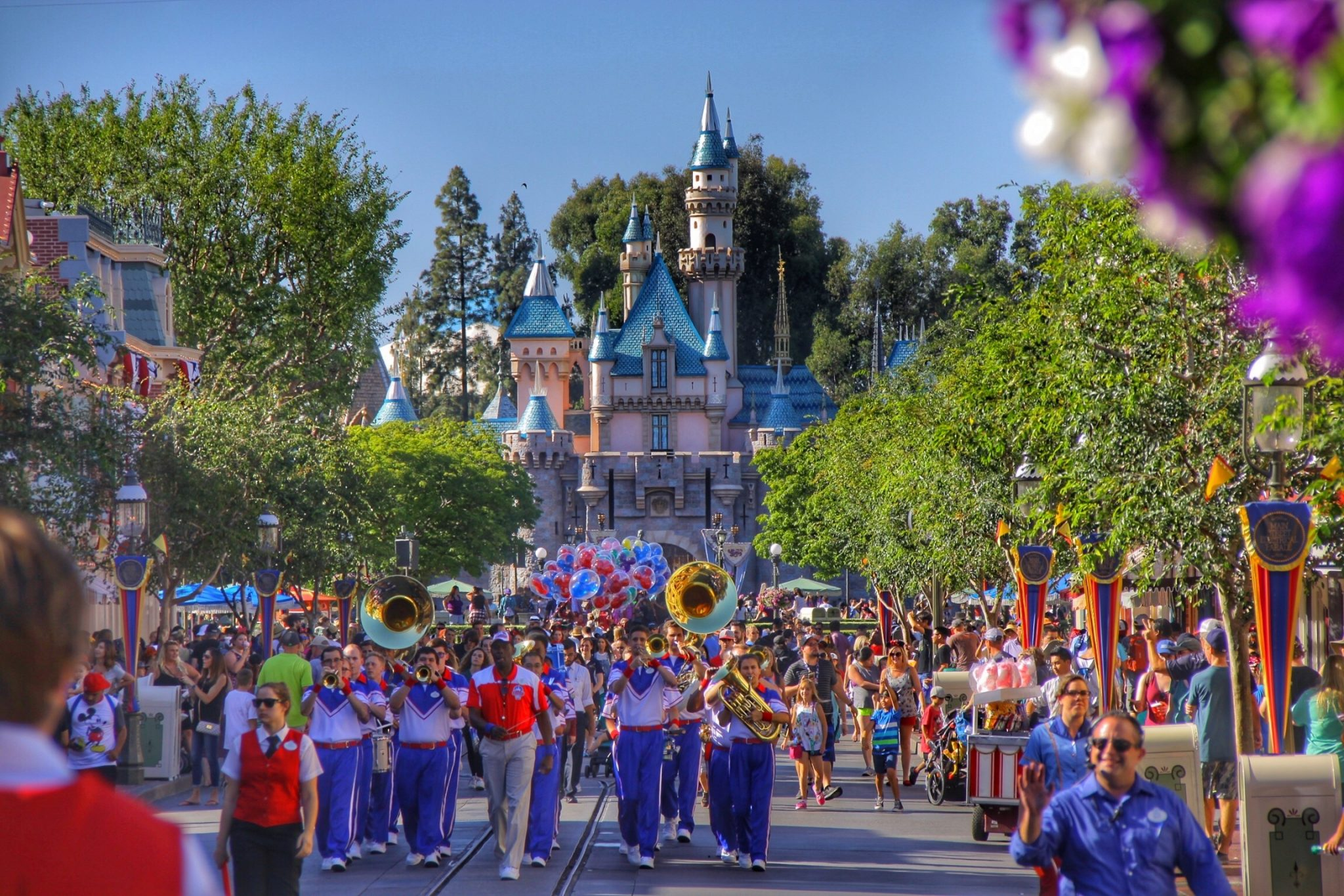 2017 Disneyland Resort All-American College Band
