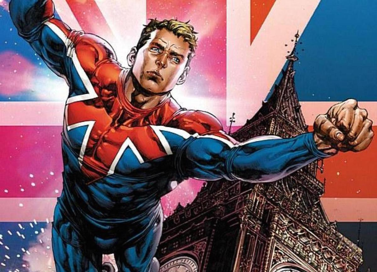Captain Britain Could Be in a Marvel Movie and Why That's Significant