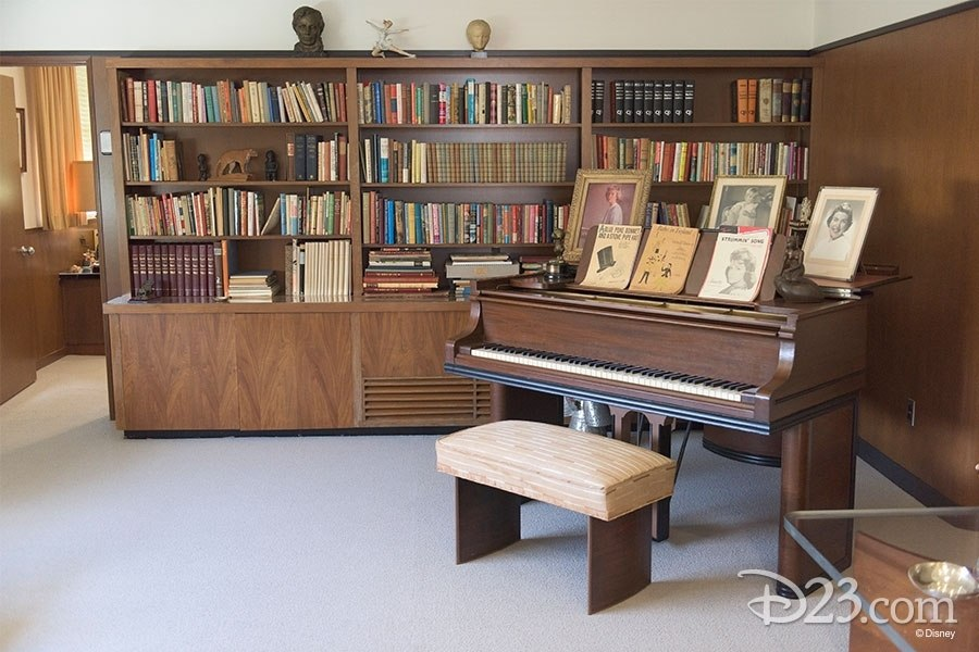 Experiencing Walt Disney's Office, at the D23 Expo