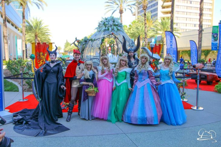 D23 EXPO DAY 1-7