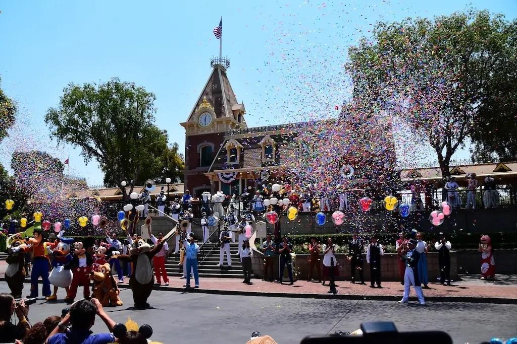 Disneyland to Celebrate 63rd Birthday with Special Pre-Parade Celebrations