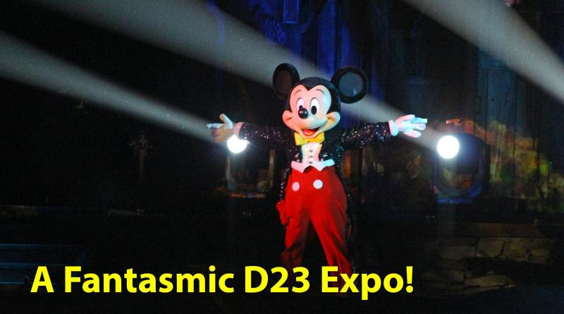 A Fantasmic D23 Expo! - Geeks Corner - Episode 642