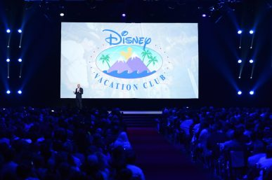 DISNEY PARKS AT D23 EXPO 2017 - Saturday, July 15, 2017 - Walt Disney Parks and Resorts announced an extraordinary line-up of brand new attractions and experiences coming to its parks and resorts around the world at D23 Expo 2017 in Anaheim, California. The Ultimate Disney Fan Event - brings together all the worlds of Disney under one roof for three packed days of presentations, pavilions, experiences, concerts, sneak peeks, shopping, and more. The event, which takes place July 14-16 at the Anaheim Convention Center, provides fans with unprecedented access to Disney films, television, games, theme parks, and celebrities. (Disney/Image Group LA) BOB CHAPEK (CHAIRMAN, DISNEY PARKS AND RESORTS)