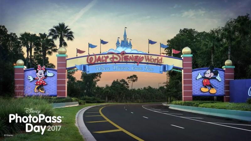 Walt Disney World PhotoPass Day
