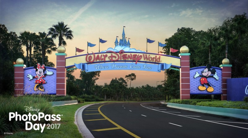 Walt Disney World PhotoPass Day