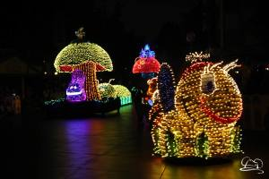 The Main Street Electrical Parade Says Goodbye and Goodnight to Disneyland