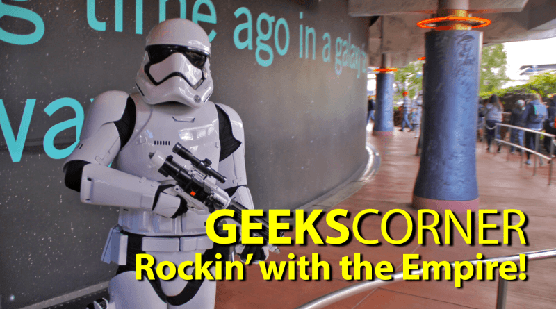 Rockin' with the Empire! - GEEKS CORNER - Episode 646