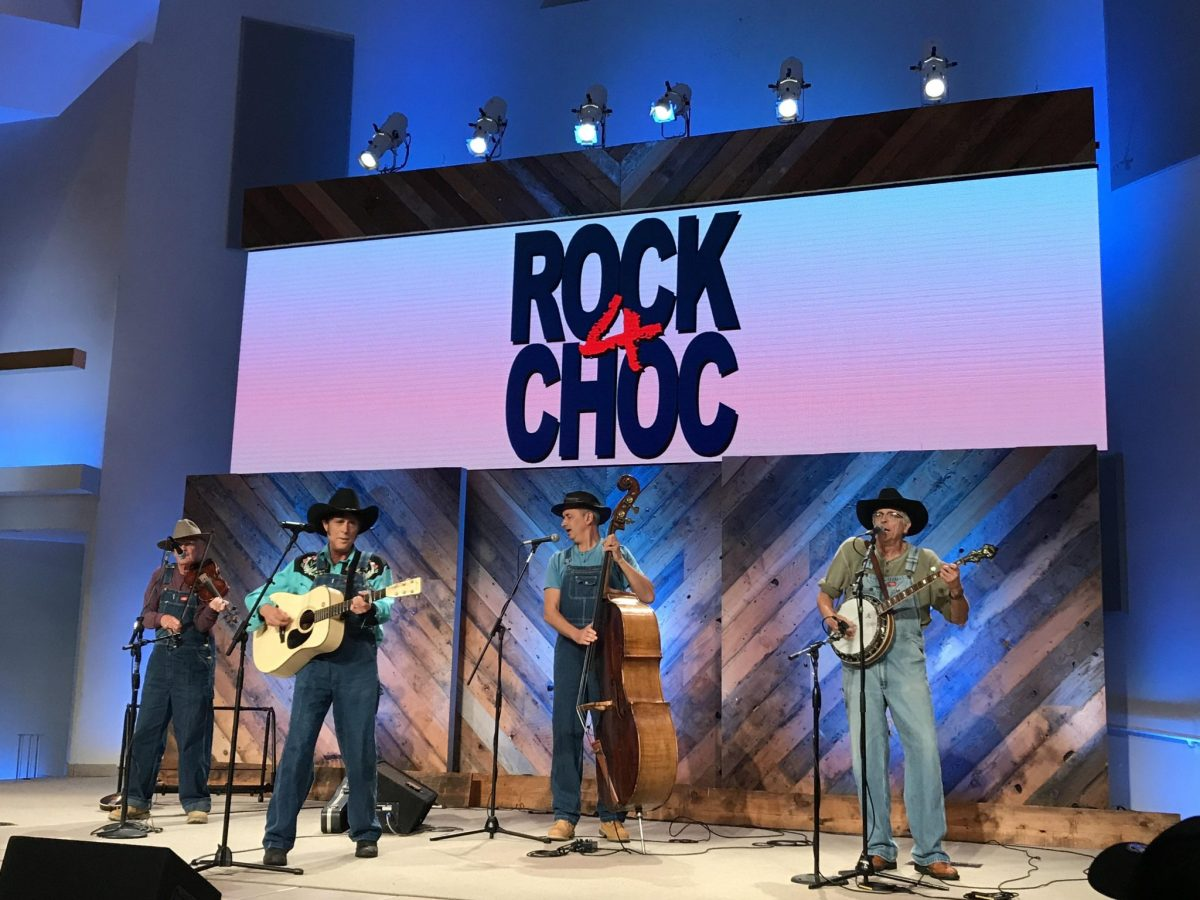 ROCK4CHOC Raises Thousands for CHOC Children's