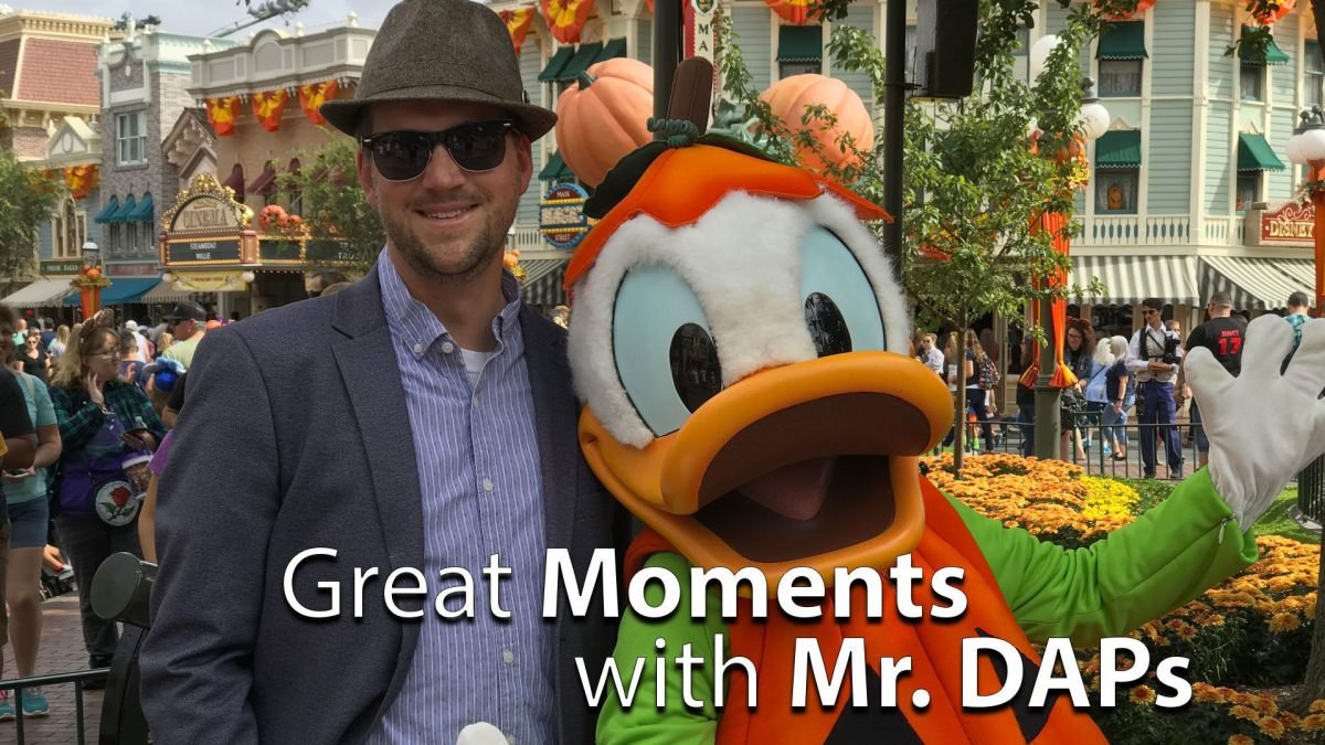Halloween Time, Coco, Star Wars, & More! - Great Moments with Mr. DAPs