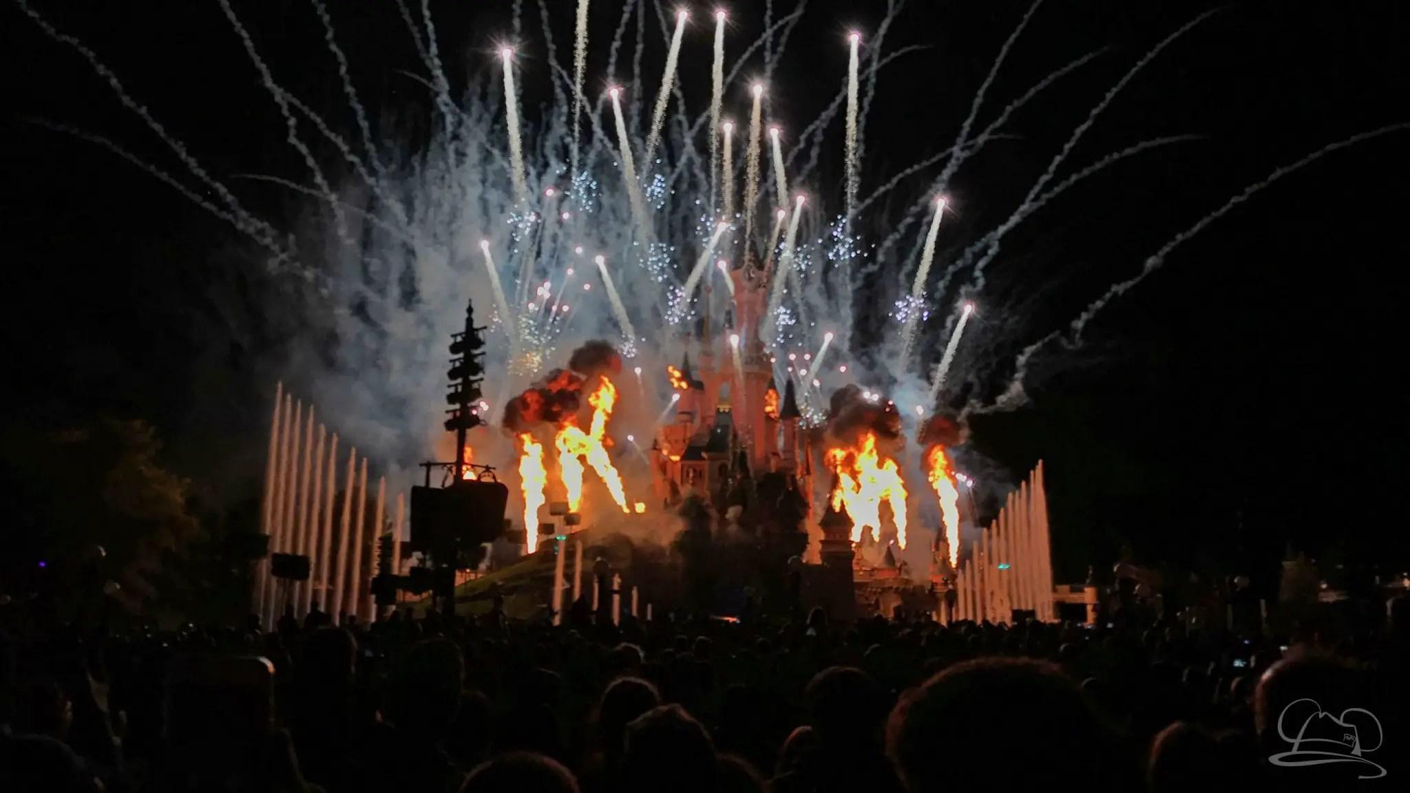 Disneyland Paris - Sleeping Beauty Castle
