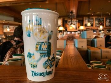 It's a Small World Disneyland Starbucks Tumbler