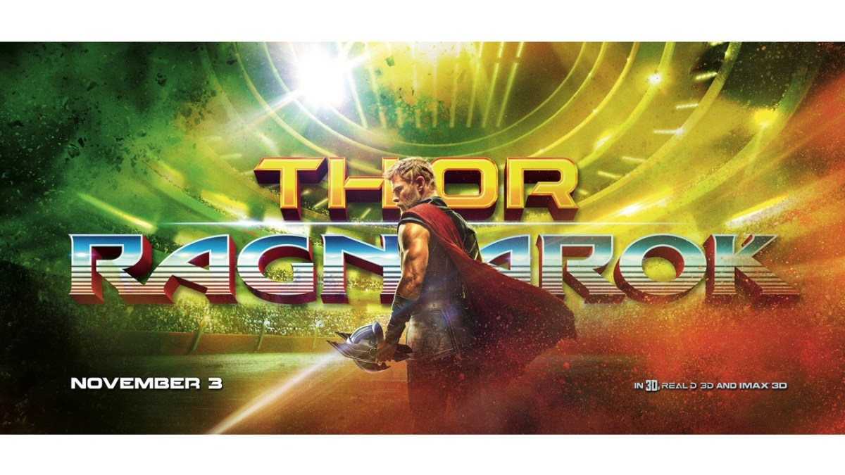 """Thor: Ragnarok"" Sneak Peek Comes To Disney California Adventure Starting October 6"
