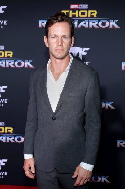 "HOLLYWOOD, CA - OCTOBER 10: Kip Pardue at The World Premiere of Marvel Studios' ""Thor: Ragnarok"" at the El Capitan Theatre on October 10, 2017 in Hollywood, California. (Photo by Rich Polk/Getty Images for Disney) *** Local Caption *** Kip Pardue"