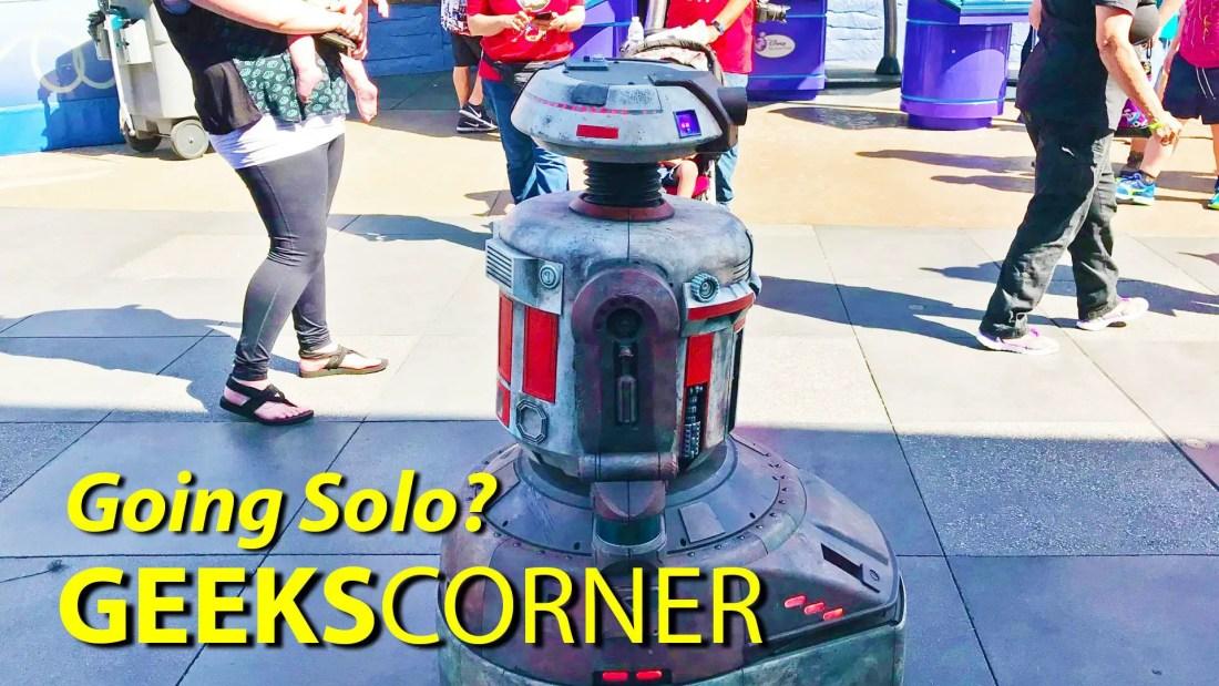 Going Solo? - GEEKS CORNER - Episode 803