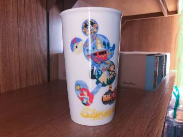 New Starbucks Tumbler in Disney California Adventure-3