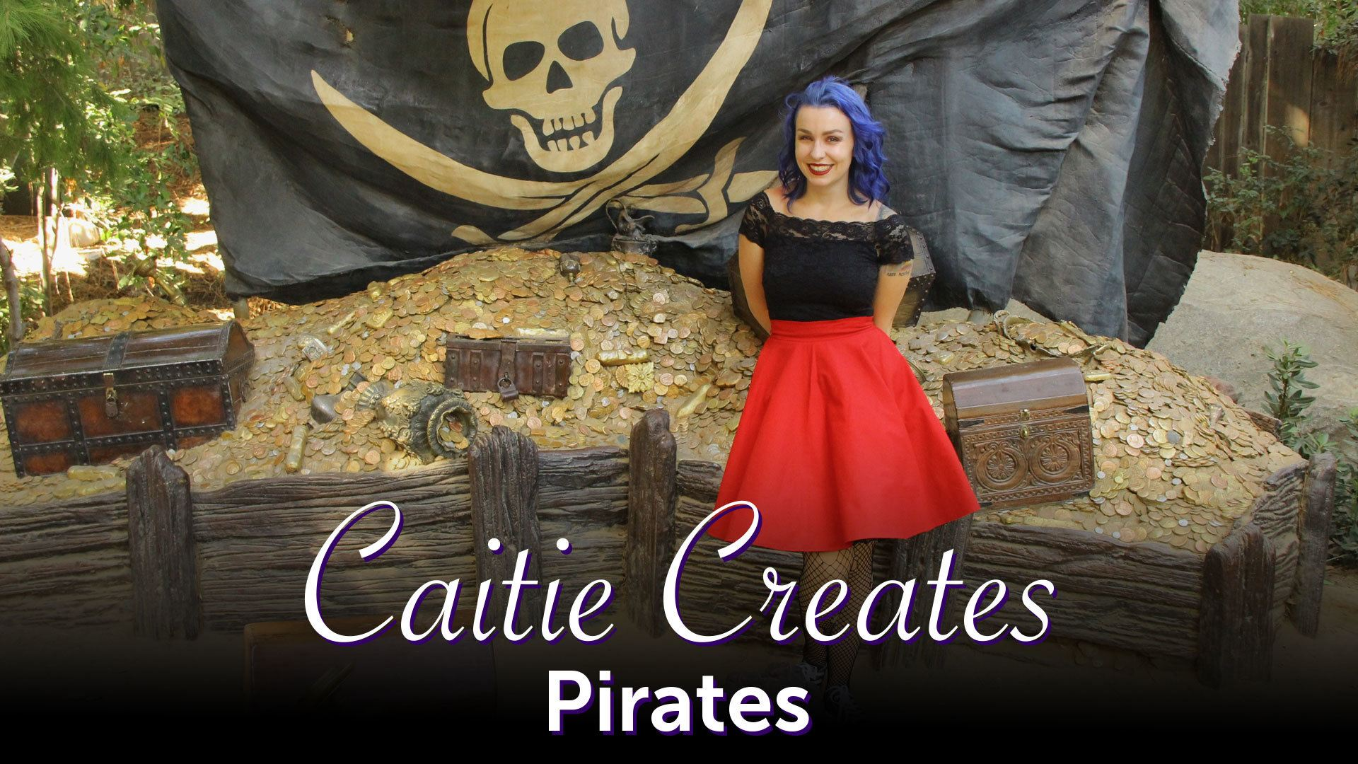 Pirates - Caitie Creates