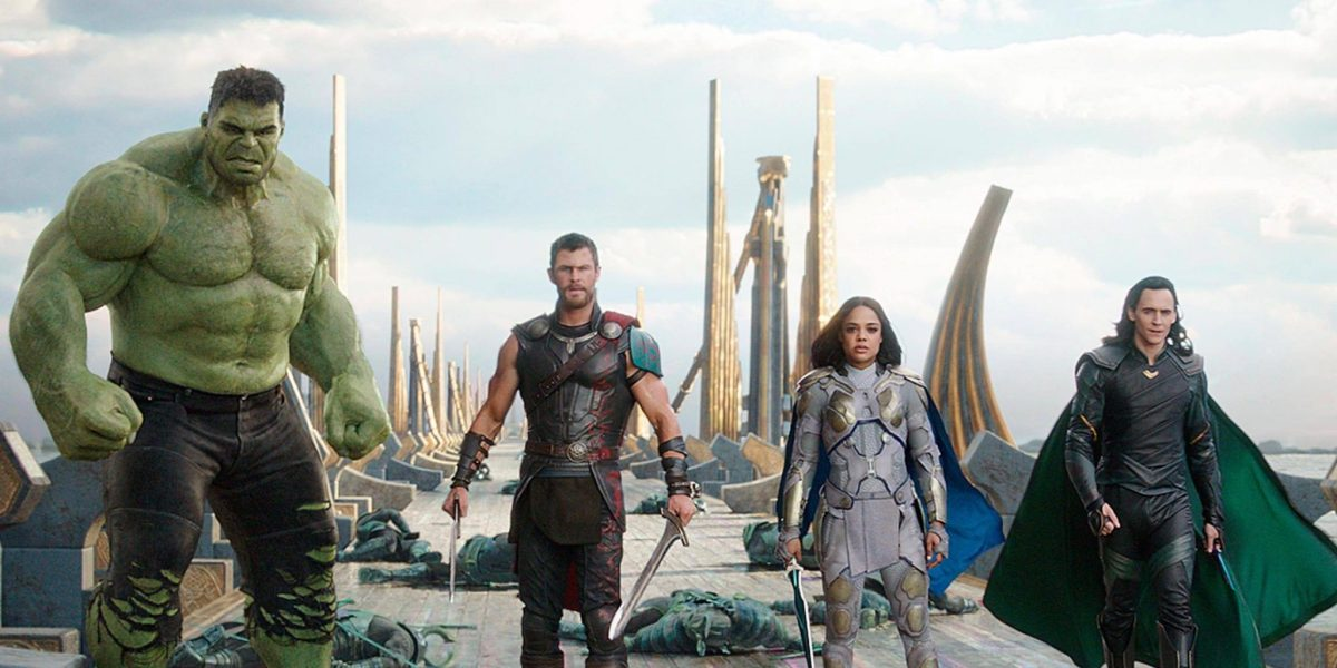 Marvel Studios' Thor: Ragnarok Strikes Digitally in HD and 4K Ultra HD™ and Movies Anywhere on Feb. 20 and 4K Ultra HD™ and Blu-ray™ on March 6
