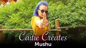 Caitie Creates - Mushu Disneybound