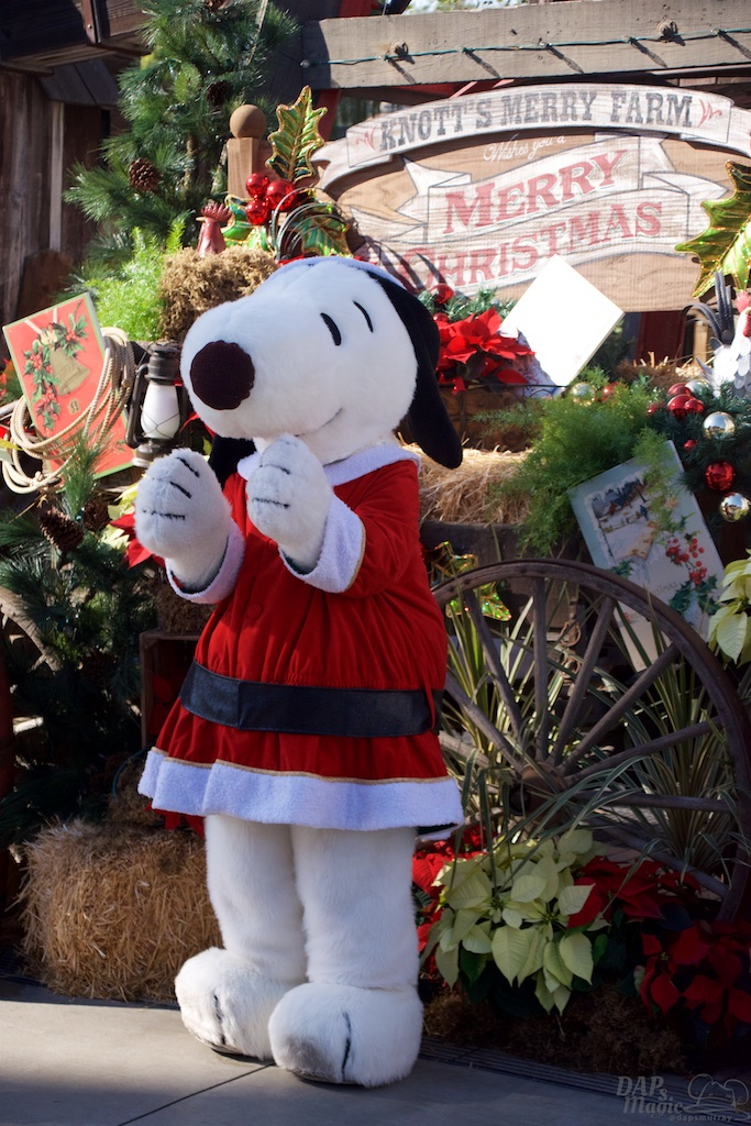 Five Reasons Knott\'s Merry Farm is a Great Way to Celebrate Christmas