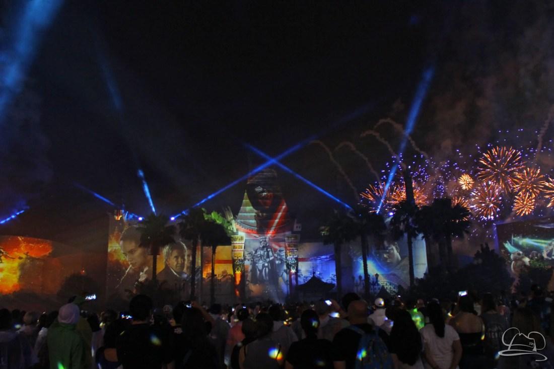 Star Wars: A Galactic Spectacular Fireworks - Disney's Hollywood Studios - Walt Disney World Resort
