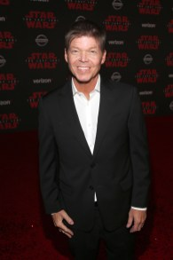 LOS ANGELES, CA - DECEMBER 09: Comic book creator Rob Liefeld at Star Wars: The Last Jedi Premiere at The Shrine Auditorium on December 9, 2017 in Los Angeles, California. (Photo by Jesse Grant/Getty Images for Disney) *** Local Caption *** Rob Liefeld