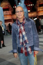 Jimmy Iovine arrives on the red carpet for the world premiere of LucasfilmÕs Star Wars: The Last Jedi at the Shrine Auditorium in Los Angeles, December 9, 2017..(Photo: Alex J. Berliner / ABImages )