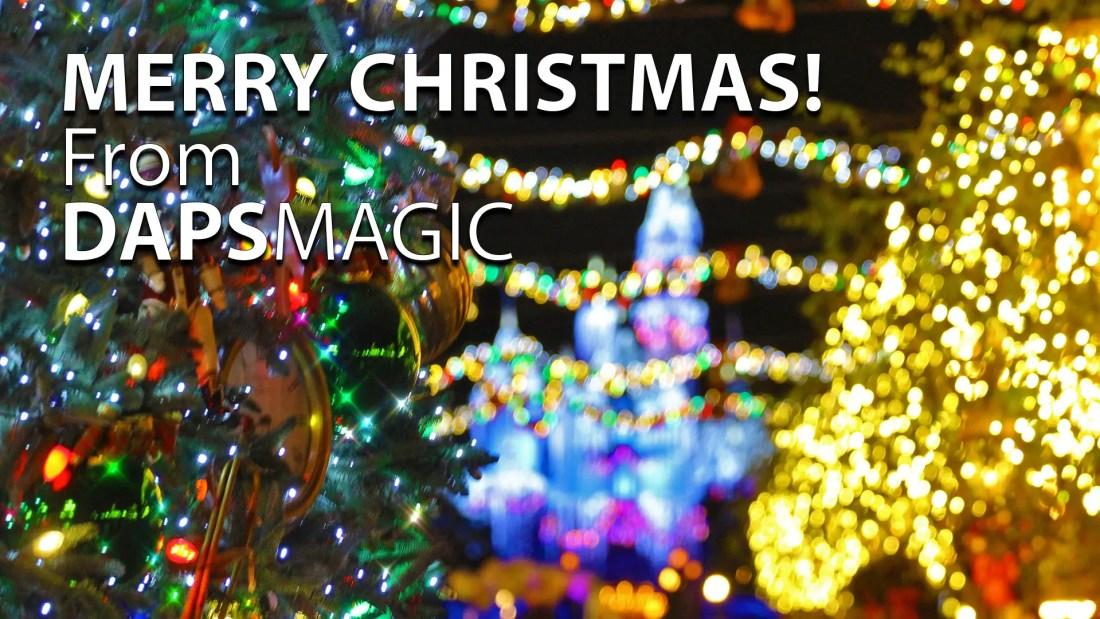 Merry Christmas from DAPs Magic