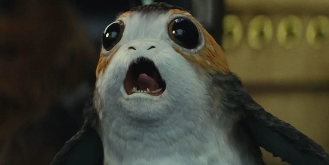 Porg - Star Wars: The Last Jedi