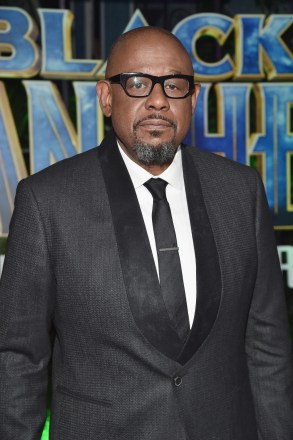 HOLLYWOOD, CA - JANUARY 29: Actor Forest Whitaker at the Los Angeles World Premiere of Marvel Studios' BLACK PANTHER at Dolby Theatre on January 29, 2018 in Hollywood, California. (Photo by Alberto E. Rodriguez/Getty Images for Disney) *** Local Caption *** Forest Whitaker