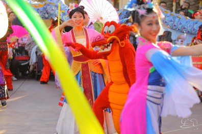 Lunar New Year Festival - Disney California Adventure