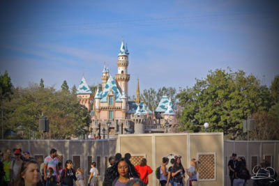 Walls of Change - Disneyland