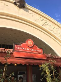 Cluck-A-Doodle-Moo Booth - 2018 Disney California Adventure Food and Wine Festival