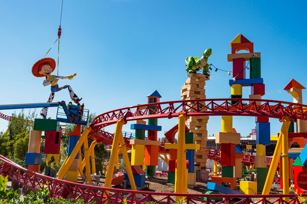 Toy Story Land to Open on June 30th at Disney's Hollywood Studios!