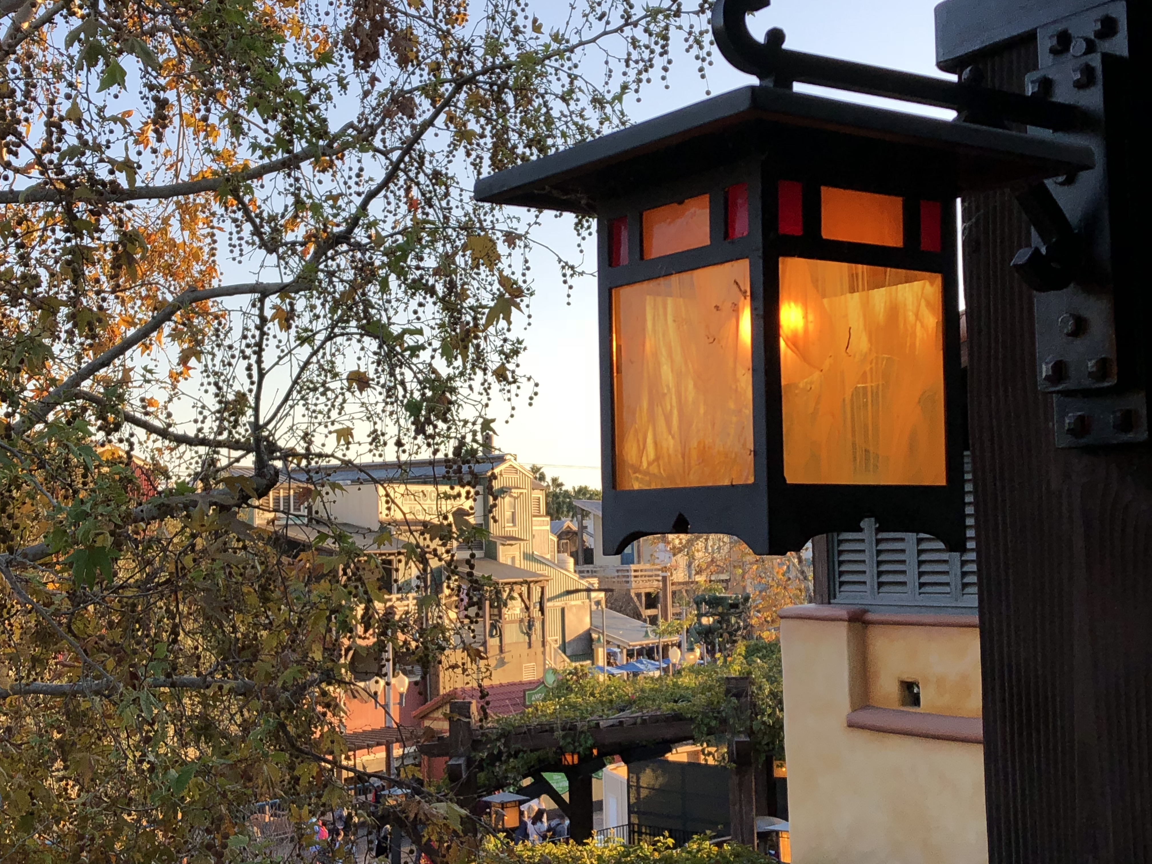 Alfresco Tasting Terrace: Hidden Disney by Caitie & Cam