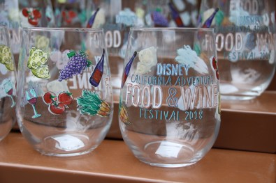 2018 DCA Food and Wine Festival Merchandise