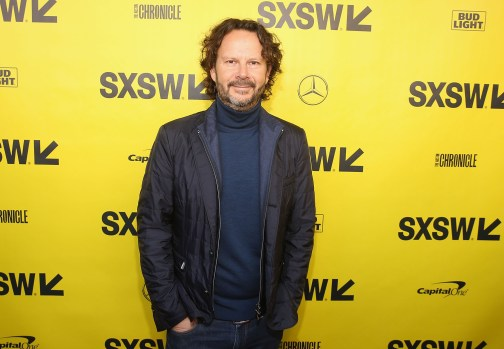 "AUSTIN, TX - MARCH 12: Producer Ram Bergman attends the Star Wars: The Last Jedi ""The Director and The Jedi"" SXSW Documentary Premiere at Paramount Theatre on March 12, 2018 in Austin, Texas. (Photo by Jesse Grant/Getty Images for Disney) *** Local Caption *** Ram Bergman"