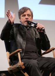 "AUSTIN, TX - MARCH 12: Actor Mark Hamill attends the Star Wars: The Last Jedi ""The Director and The Jedi"" SXSW Documentary Premiere at Paramount Theatre on March 12, 2018 in Austin, Texas. (Photo by Jesse Grant/Getty Images for Disney) *** Local Caption *** Mark Hamill"