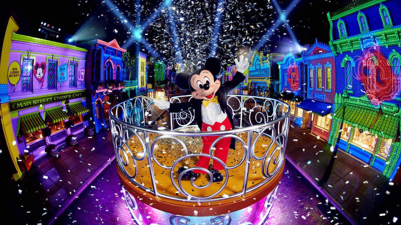 Carnival of Stars Coming to Hong Kong Disneyland!