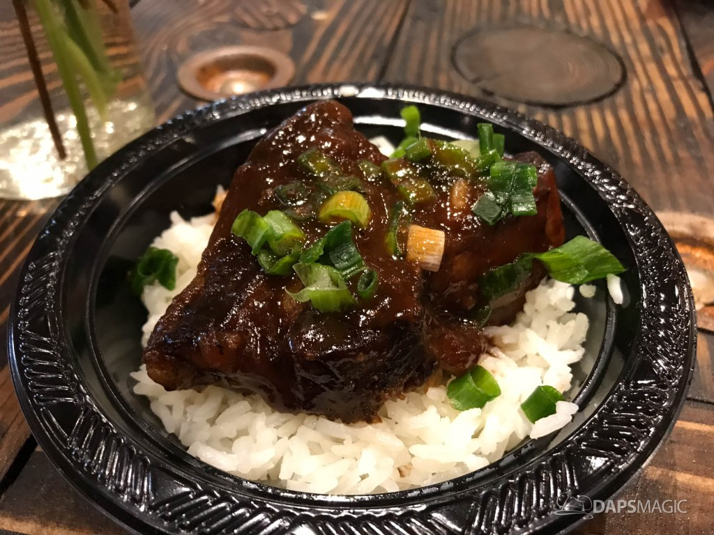 Knott's Berry Farm Boysenberry Festival - Slow Cooked Boysenberry Short Rib